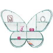 Wall Shelf Butterfly