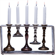 Candle Holder Antico Cinque