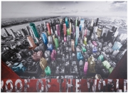 Picture Pop Roof of the World 100x140cm