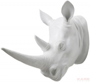 Deco Object White Rhino