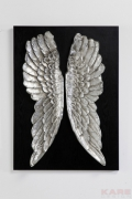 Wall Decoration Wings 110x80cm