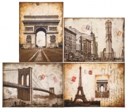 Picture City Postcards 60x90 Assorted