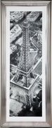 Picture Frame Eiffel Tower 155x55cm