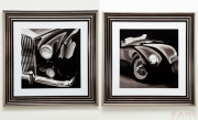 Picture Frame Noble Cars 60x60cm Assorted