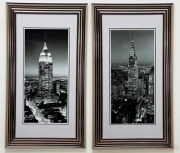 Picture Frame NY Skyline 100x50cm Assorted