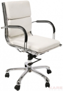Office Chair Relax Napalon White