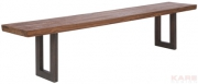 Factory Bench Wood 200