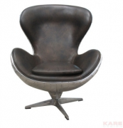 Swivel Chair Soho Big Boss Brown