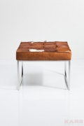 Stool Texas Brown 62x62cm