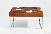 Stool Texas Brown 92x92cm
