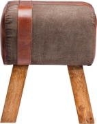Stool Gym Rustic