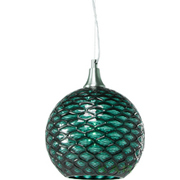 Pendant Lamp Spa Ball Turquoise