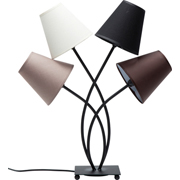 Table Lamp Flexible Mocca Quattro